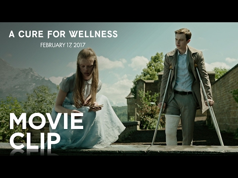 "A Cure For Wellness | ""No One Ever Leaves"" Clip [HD] 