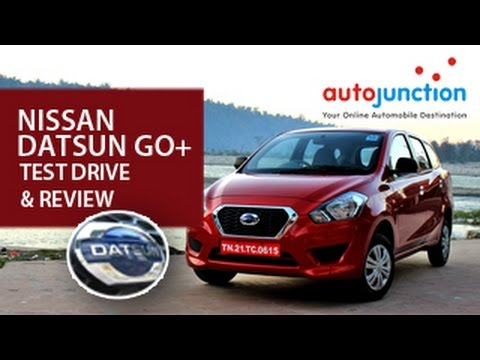 Datsun Go+ (Plus) – Road Test and Car Review