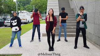 Video Lagi Syantik Dance Challenge by Melissa Th'ng dan Astro Radio MP3, 3GP, MP4, WEBM, AVI, FLV Juni 2018
