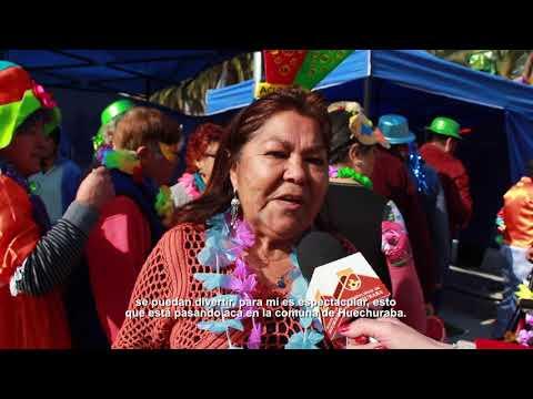 La Caminata Carnaval se realizó en el marco del mes de Junio, dedicado al adulto mayor en la comuna, por lo que se han realizado múltiples actividades para promover una mejor convivencia con la tercera edad.