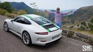 This is why Porsche made the fabulous 911R! Pure driving paradise on some amazing roads thanks to joining Porsche Ultimate at the Col de Turini. With a screaming 4 litre flat-6 mated to the manual gearbox, and with only 991 built, the 911R was designed for the proper emotive driving experience, something it delivers in spades. Could it get any better? I joined Porsche Ultimate to kick start the experience in the South of France, jumping into the special limited edition 911R at the foot of the Col de Braus before heading straight on up. Where the GT3 RS was built for out and out lap times, the 911R is a package that's appropriate for enjoying on the open roads and they don't get much better than this. What a car. What a day. What an experience. You can see more about Porsche Ultimate here: http://www.porsche.com/ultimateThanks for watching, TimSubscribe: http://bit.ly/Shmee150YTWebsite: http://www.shmee150.comFacebook: http://www.fb.com/shmee150Instagram: http://www.instagram.com/shmee150