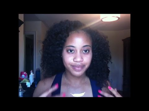 Blending Natural Hair With Weave No Heat 85
