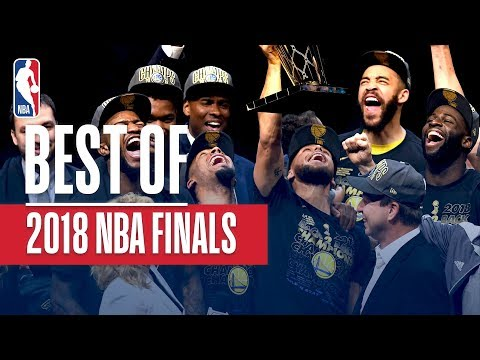 The Best Plays From The 2018 NBA Finals (видео)