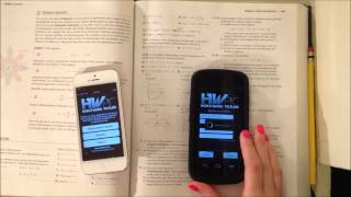 HwPic Homework Tutor YouTube video