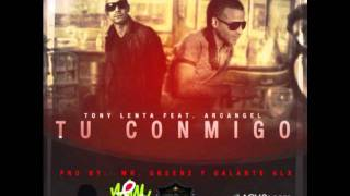 Tu Conmigo Arcangel Ft Tony Lenta Prod Mr Greenz y
