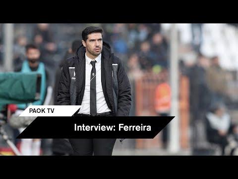 """Video - Φερέιρα: """"Να παίξουμε με ποιότητα, ανταγωνιστική ομάδα ο Αστέρας"""" (vid)"""