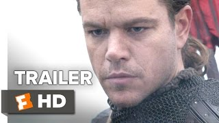 Nonton The Great Wall Official Trailer 1 (2017) - Matt Damon Movie Film Subtitle Indonesia Streaming Movie Download