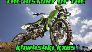 9. History of the Kawasaki KX85 2001-2014 + Tuning tips, Flaws&Fixes / DirtBikeDudeZ