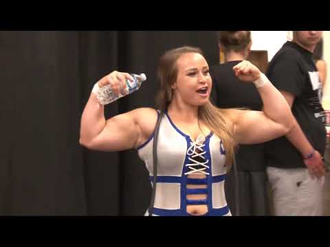Download Kacee Carlisle vs Jordynne Grace with Maria Manic as referee