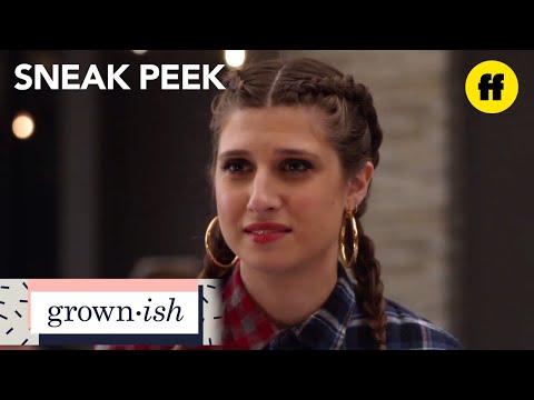 grown-ish | season 1, episode 13 sneak peek: f***, marry, kill | freeform
