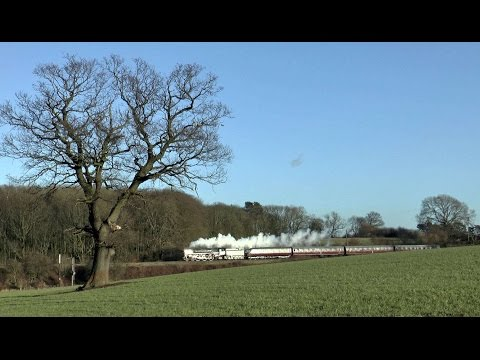 The Great Central Railway Winter Steam Gala 2015