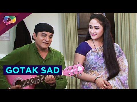 Why is Gotak sad on Chidiya Ghar?