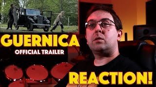 Nonton Reaction  Guernica Official Trailer  1   War Movie 2016 Film Subtitle Indonesia Streaming Movie Download