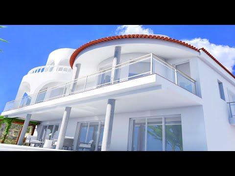 675000€/1 линия моря!/Вилла в Испании/Дома, недвижимость под ремонт, земельные участки/Коста Бланка