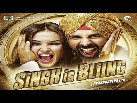 Singh Is Bling | Akshay Kumar, Amy Jackson | Prabhudeva | Movie Review