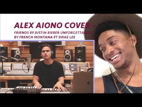 Friends By Justin Bieber Unforgettable By French Montana Ft Swae Lee | Alex Aiono Cover Alazon E265
