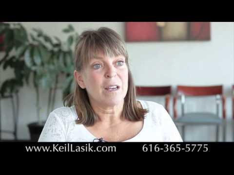 Diana - Keil Lasik Patient Testimonial: