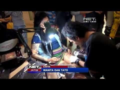 Download Video Wanita dan Tato - NET Jatim