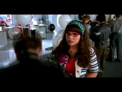 Ugly Betty - Betty Becoming Wilhelmina?