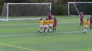 Play of the Game - Women's Soccer vs. Rochester