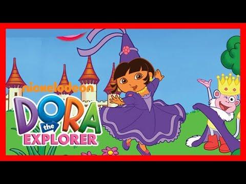 Dora The Explorer Full Game Episodes for Children - Walkthrough/Guide For Fairytale Adventure Level 3 - Cartoon For Kids In English (Nick Jr.) HD 1080p