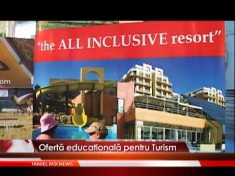 Ofertă educaţională pentru Turism