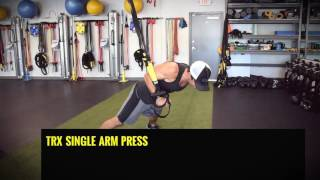 TRX Push Exercises
