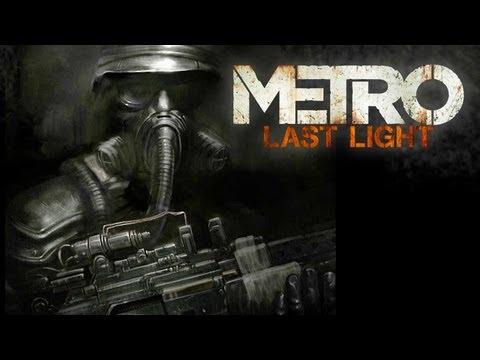 Обзор Metro Last Light