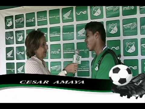 Entrevista a César Amaya