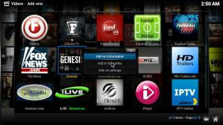 How to Manually Update Kodi Freedom Box