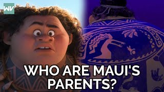 Video Moana Theory: Who Were Maui's Parents? | Discovering Disney MP3, 3GP, MP4, WEBM, AVI, FLV Juli 2018