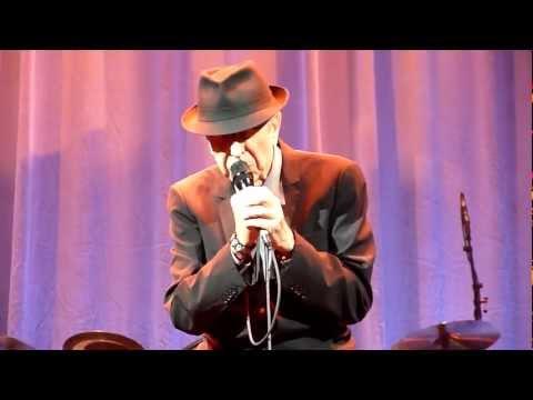 Tekst piosenki Leonard Cohen - La manic po polsku