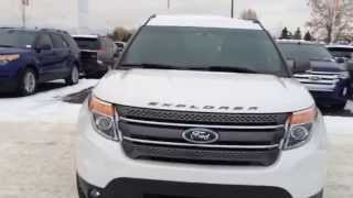 2015 Ford Explorer XLT (appearance package) walkaround, Team Ford