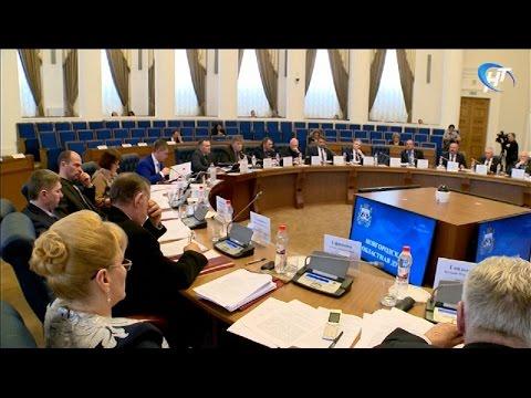 Состоялось очередное заседание регионального парламента