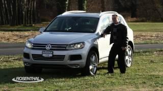 2011 VW Touareg Test Drive&Review