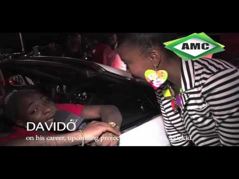 0 VIDEO: Davido Talks About His Beef With Wizkid + Davido And The HKN Gang Live In AtlantaDavido