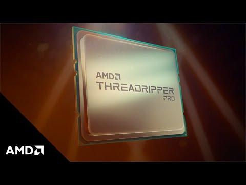 Introducing AMD Ryzen™ Threadripper™ PRO Processors