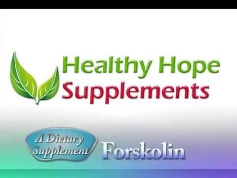 Forskolin diet pills as seen on Dr Oz for quick weight loss from Healthy Hope Supplements