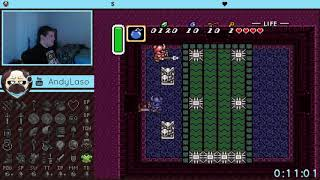 Video A Link to the Past | EXTREMELY DIFFICULT Inverted Enemy Randomizer Pt 1 MP3, 3GP, MP4, WEBM, AVI, FLV Oktober 2018