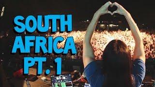 Steve Aoki In South Africa Pt. 1 - On the Road w/ Steve Aoki #106