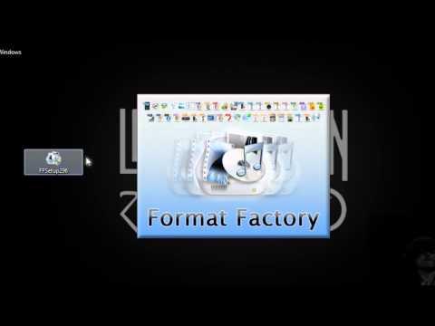 Descargar e Instalar FormatFactory (Programa para cambiar formato)