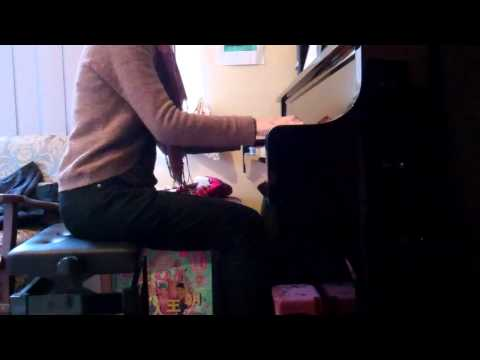 1/2 hour daily piano practice – day 58