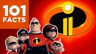 Video 101 Facts about The Incredibles MP3, 3GP, MP4, WEBM, AVI, FLV Juni 2018