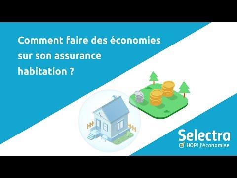 Comment faire des économies sur son assurance habitation ?