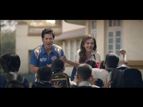 Mumbai Indians believes in Education for All!