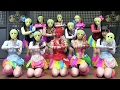 Kamen Joshi Mask Girls Live Performance!