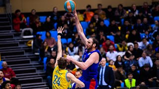 Hightlits of the match — VTB United league: «Astana» vs CSKA