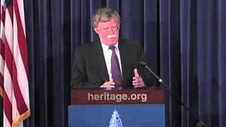 John Bolton - Obama's Foreign Policy: A Report Card - FPFF