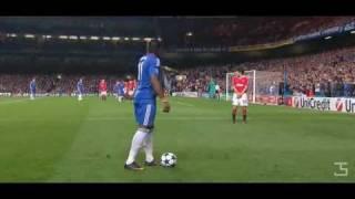 Didier Drogbas Treffer gegen Manchester United