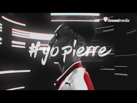 Pierre-Emerick Aubameyang Signs For Arsenal!
